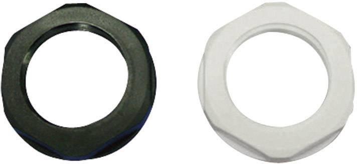 Pojistná matice KSS EGRL13.5GY4, polyamid, světle šedá (RAL 7035)