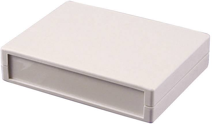 Univerzálne púzdro Hammond Electronics RM2015S RM2015S, 130 x 100 x 30 , ABS, svetlo sivá (RAL 7035), 1 ks