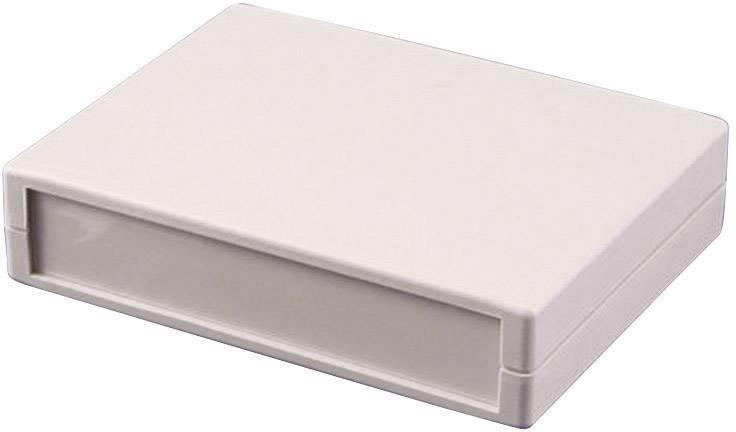Univerzálne púzdro Hammond Electronics RM2055M RM2055M, 190 x 140 x 50 , ABS, svetlo sivá (RAL 7035), 1 ks