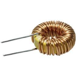 Radiální toroidní, 65 µH, 1,7 A, 250 V/AC