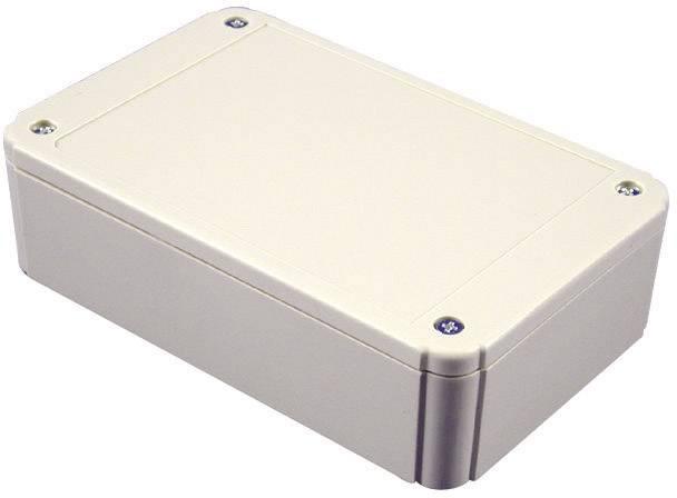 Pouzdro pro projektor IP54 Hammond Electronics, (d x š x v) 125 x 100 x 60 mm, šedá