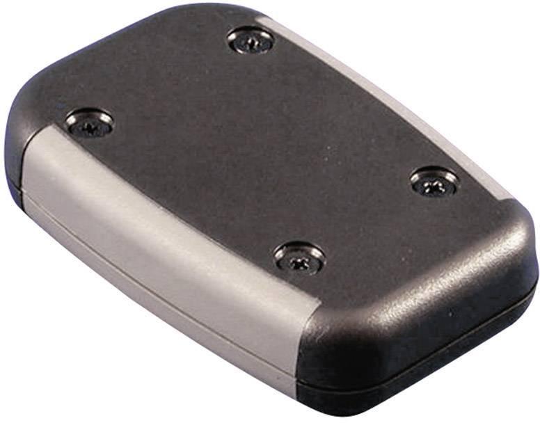 Univerzální pouzdro ABS Hammond Electronics 1553AAGY, 75 x 50 x 17 mm, šedá