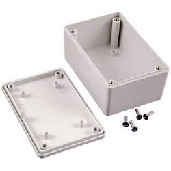 Univerzální pouzdro ABS Hammond Electronics, (d x š x v) 193 x 113 x 62 mm, černá