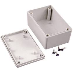 Univerzální pouzdro ABS Hammond Electronics, (d x š x v) 87 x 57 x 40 mm, černá