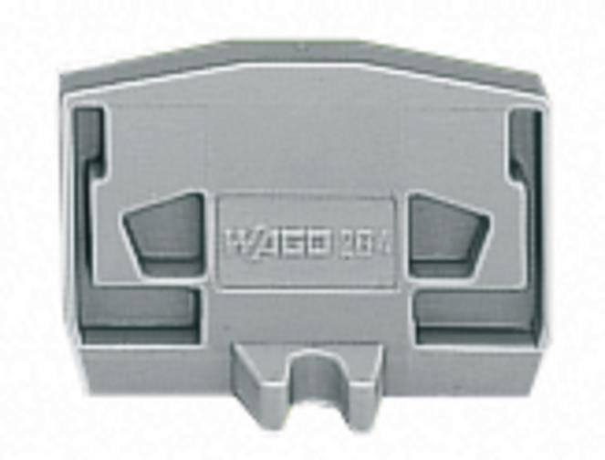 Koncová destička, WAGO 264-364, 32 mm x 4 mm x 22.1 mm , 25 ks