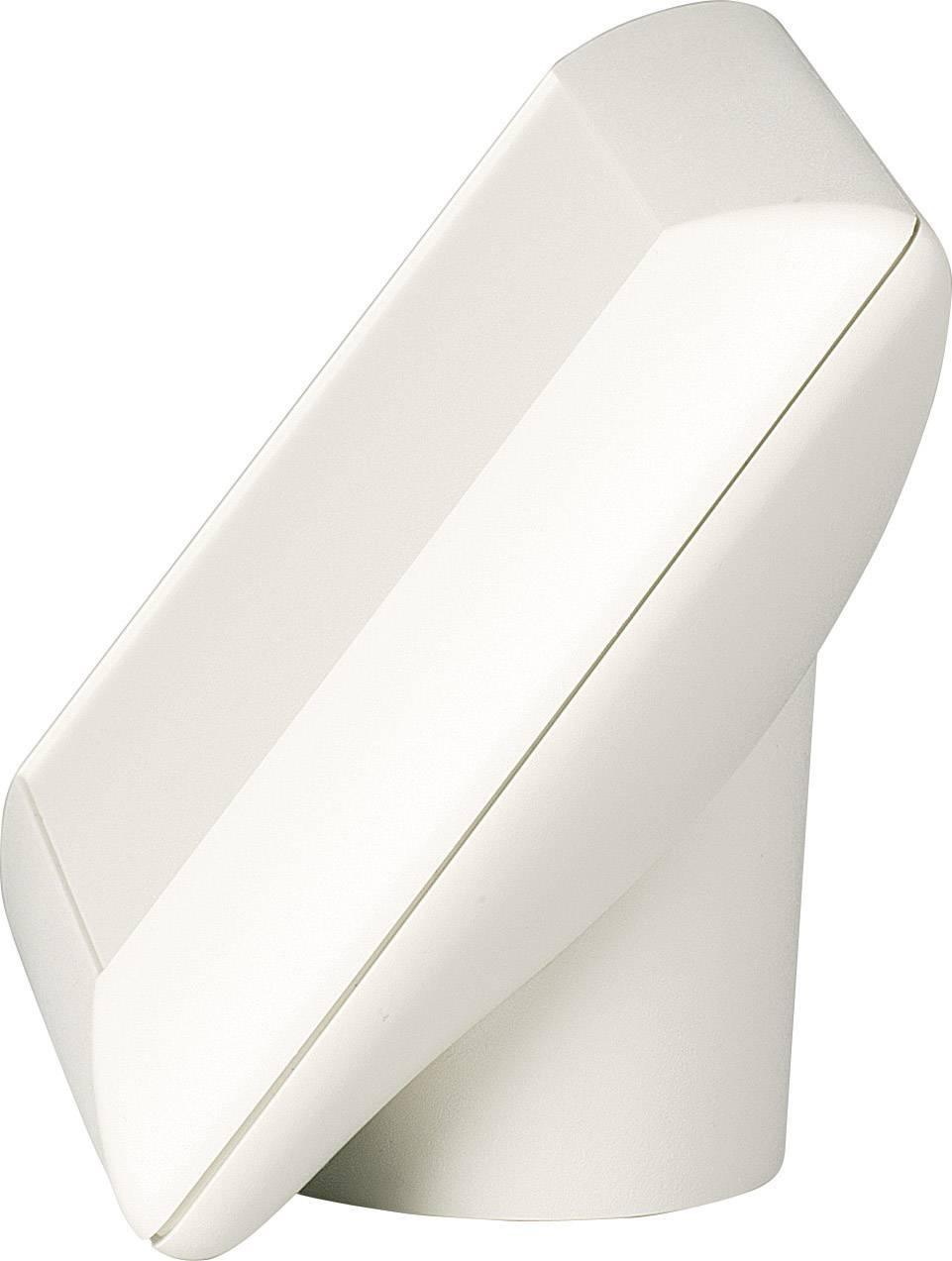 Skrinka na ovládací pult OKW Art-Case D5012607, 110 x 110 x 65 mm, ABS, sivobiela (RAL 9002), 1 sada