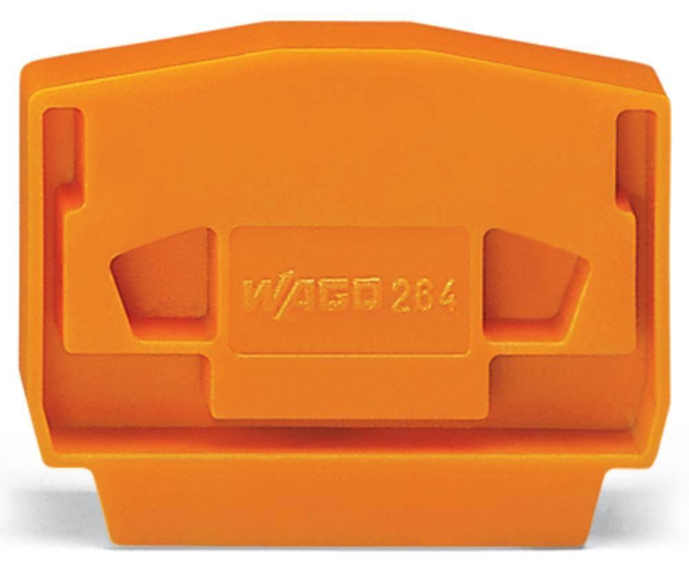 Koncová deska a mezideska, WAGO 264-369, 32 mm x 4 mm x 24.5 mm , 25 ks