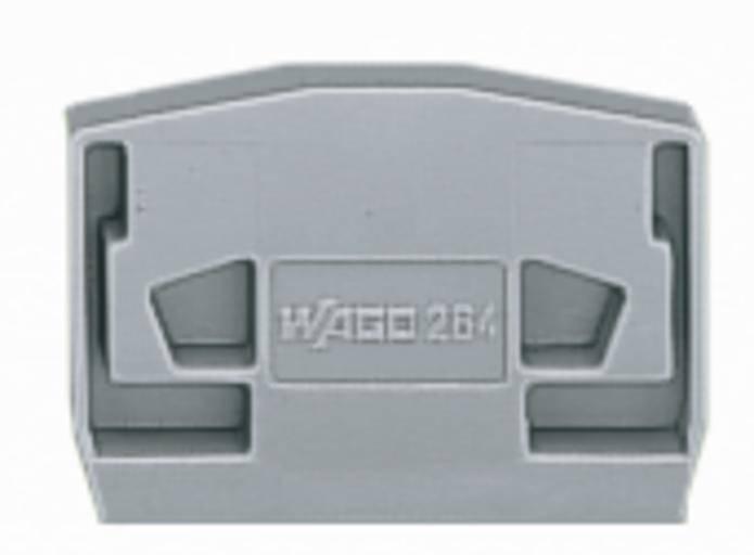 Koncová destička, WAGO 264-374, 32 mm x 4 mm x 22.1 mm , 25 ks