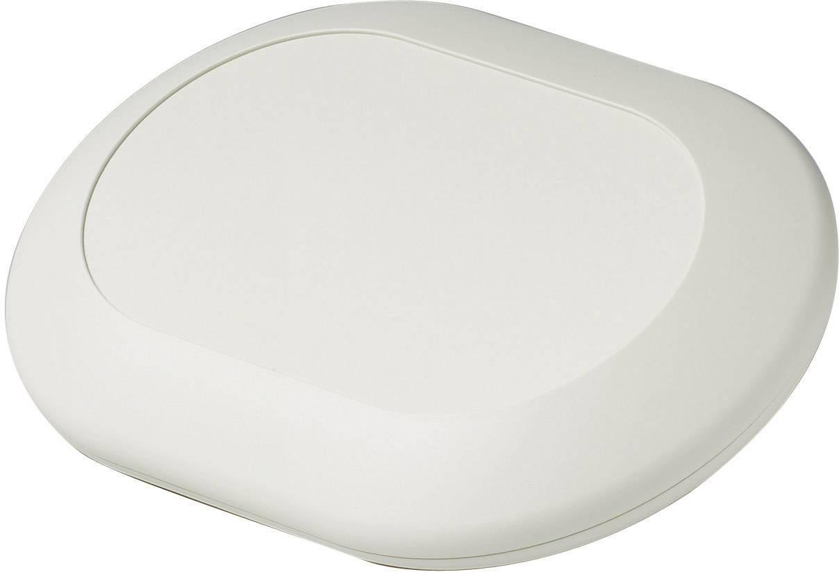 Skrinka na ovládací pult OKW Art-Case D5016407, 160 x 110 x 54 mm, ABS, sivobiela (RAL 9002), 1 sada