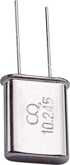 Krystal, 10,24 MHz, HC-18U/49U