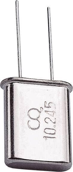 Radiální krystal, HC-18U/49U, 10,2450 MHz
