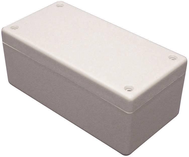 Univerzálne púzdro Hammond Electronics 1594EGY 1594EGY, 167 x 107 x 65 , ABS, svetlo sivá (RAL 7035), 1 ks