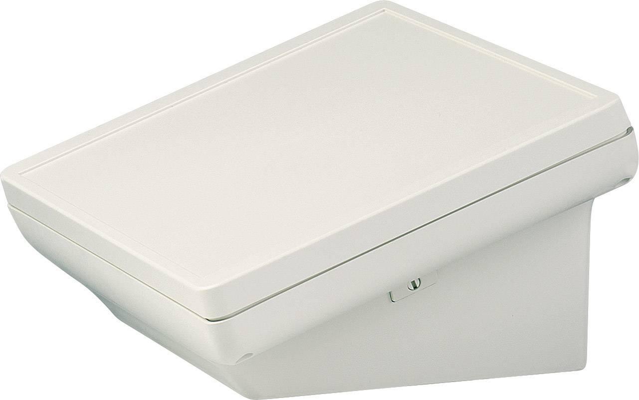 Pultové pouzdro plastové OKW D4044157, (d x š x v) 166 x 225 x 105 mm, šedá