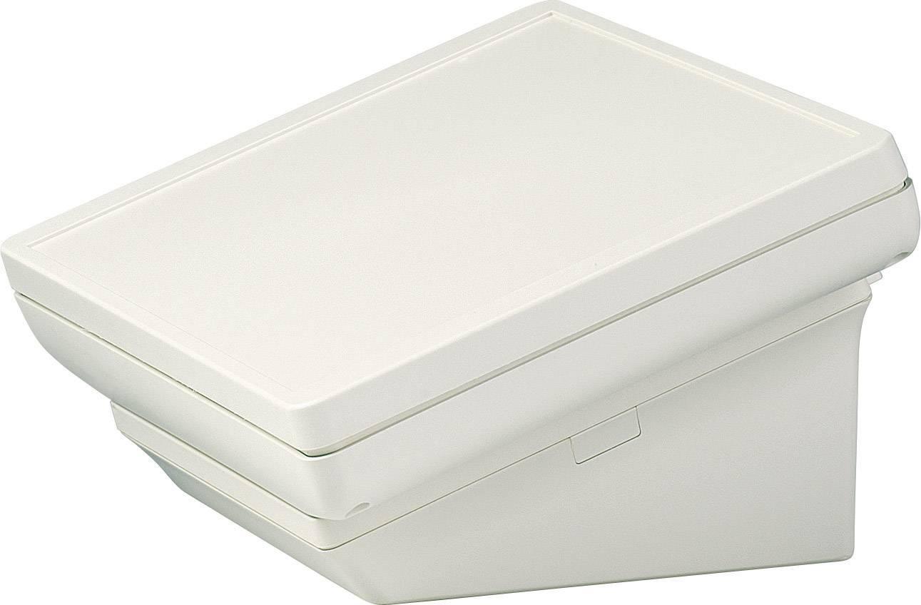 Pultové pouzdro plastové OKW D4044167, (d x š x v) 166 x 225 x 113 mm, šedá
