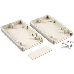 Univerzální pouzdro ABS Hammond Electronics RH3185, 185 x 135 x 40 mm, šedá