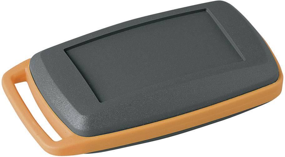 Univerzální pouzdro plastové OKW D9002068, 52 x 32 x 15 mm, antracitová;oranžová