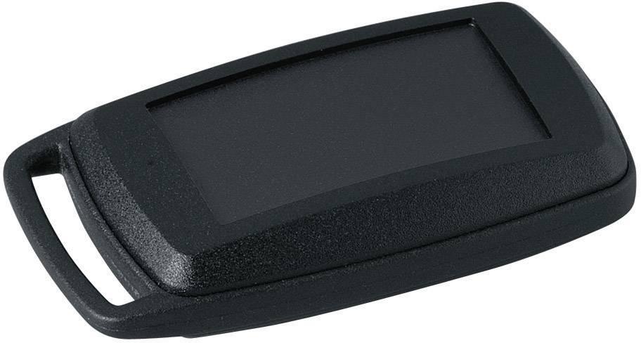 Plastová krabička OKW D9002096, 52 x 32 x 15 mm, umelá hmota, IP40, čierna, 1 sada