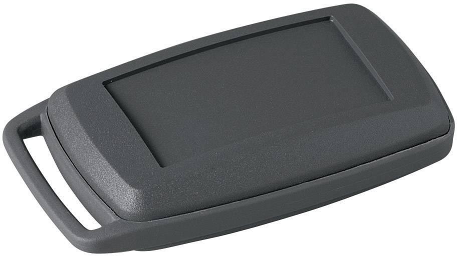 Plastová krabička OKW D9002928, 52 x 32 x 15 mm, umelá hmota, IP40, lávová, 1 sada