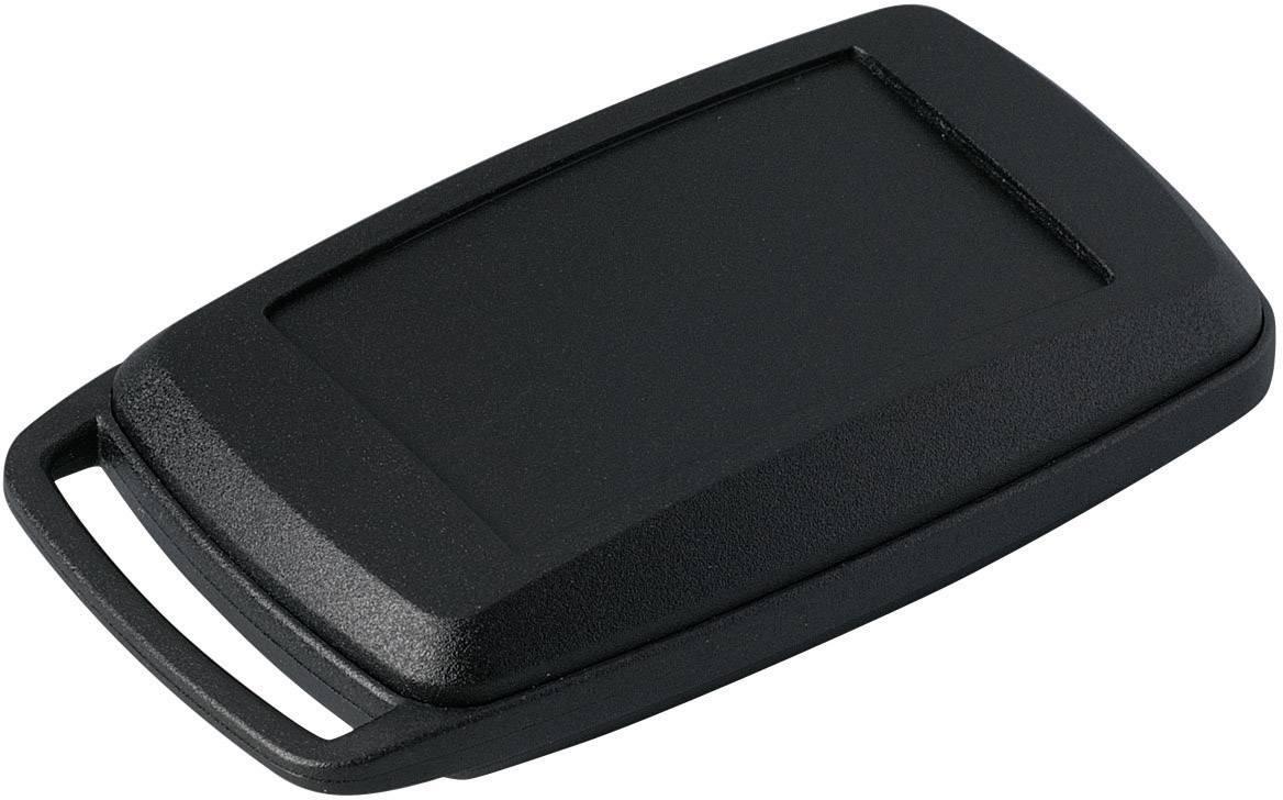 Plastová krabička OKW D9004096, 68 x 42 x 18 mm, umelá hmota, IP40, čierna, 1 sada