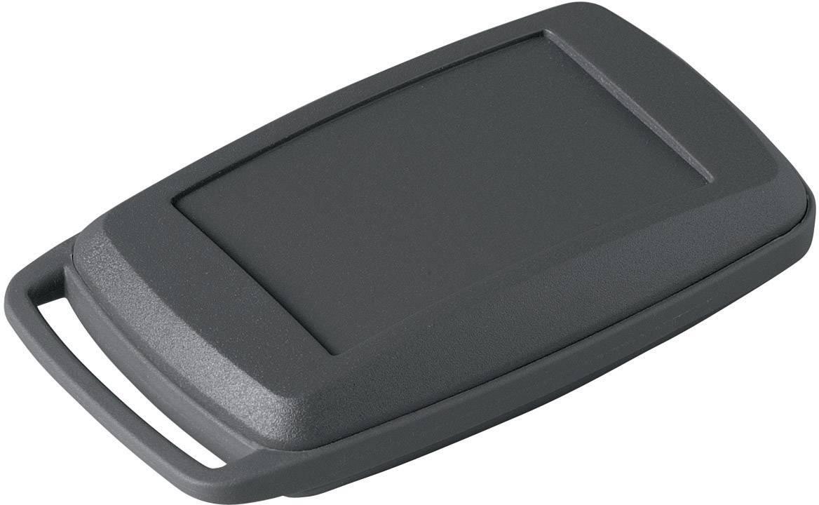 Plastová krabička OKW D9004928, 68 x 42 x 18 mm, umelá hmota, IP41, lávová, 1 sada