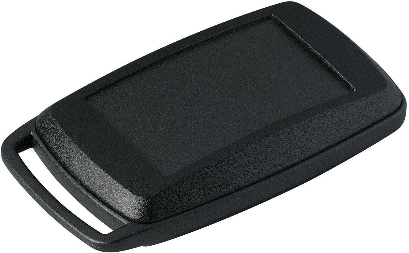 Plastová krabička OKW D9006096, 78 x 48 x 20 mm, umelá hmota, IP40, čierna, 1 sada