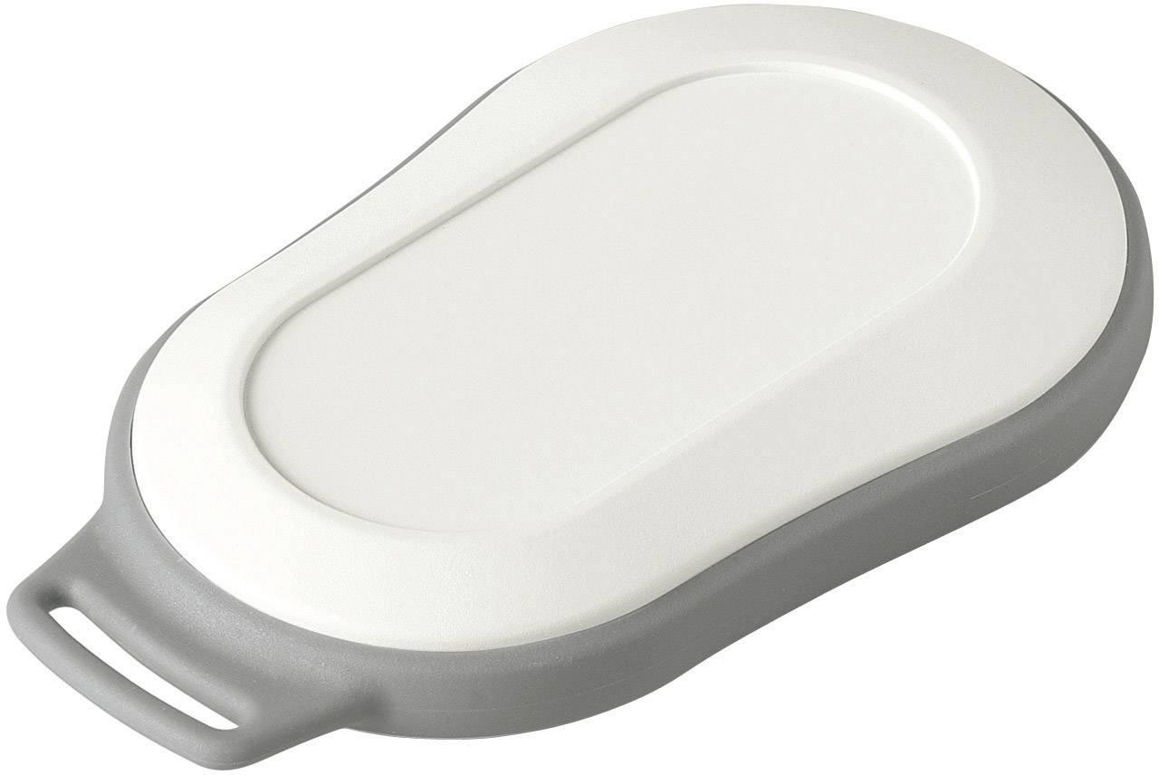 Univerzální pouzdro plastové OKW D9006207, 84 x 53 x 19 mm, bílá;šedá