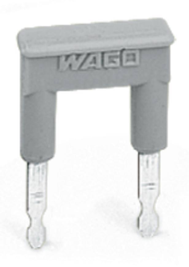 Doppelteilungsbruckungskamm, WAGO 280-492, 4 mm x 13.8 mm , 200 ks