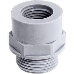 Rozšíření kabelové průchodky LAPP SKINDICHT EKU-M 12x1,5/16x1,5, 52100300, M16, polyamid, šedobílá (RAL 7035), 1 ks