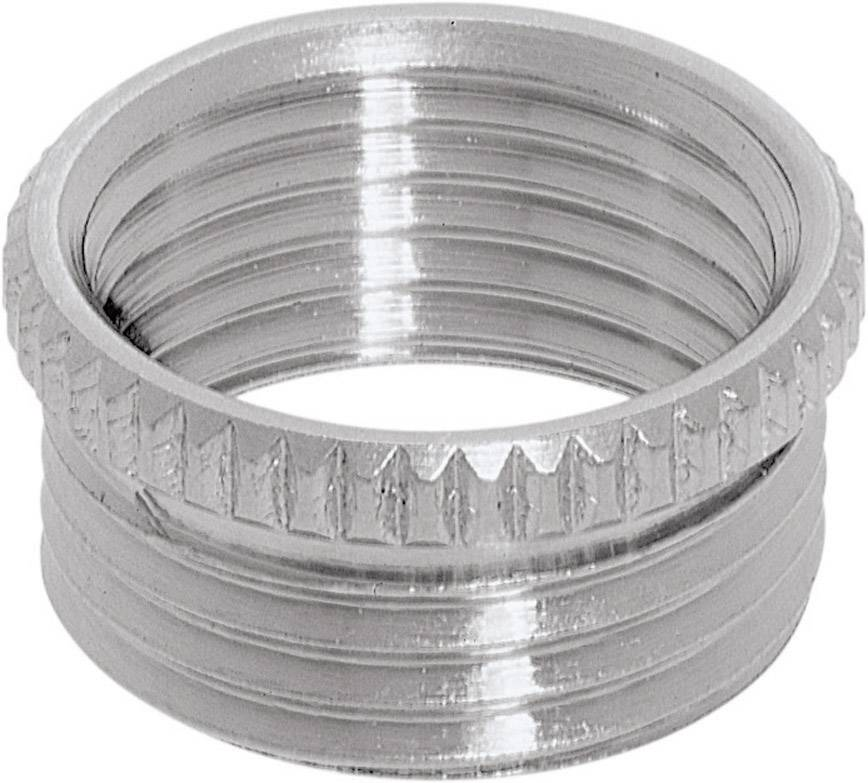 Adaptér šroubové spojky LappKabel Skindicht MA-PG/M 36/40x1,5 flach (52104503), PG36, mosaz