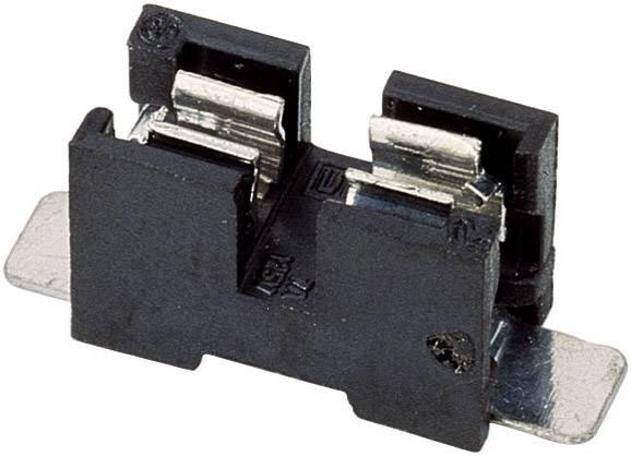 Držiak poistky Schurter 7090.9010 7090.9010, Vhodné pre MELF, 7 A, 125 V/AC, 1 ks