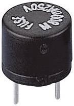 Miniaturní pojistka ESKA pomalá 887.018, 250 V, 1,25 A, 8,4 mm x 7.6 mm