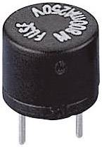 Miniaturní pojistka ESKA pomalá 887.022, 250 V, 3,15 A, 8,4 mm x 7.6 mm