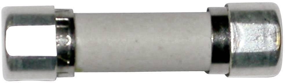Trubičková poistka ESKA 8522714, 0.5 A, 250 V, (Ø x d) 5 mm x 20 mm, pomalý -T-, 1 ks