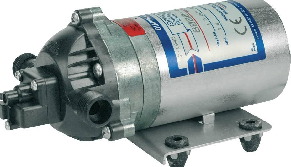 Nízkonapäťové prietokové čerpadlo SHURflo 8000, 12 V