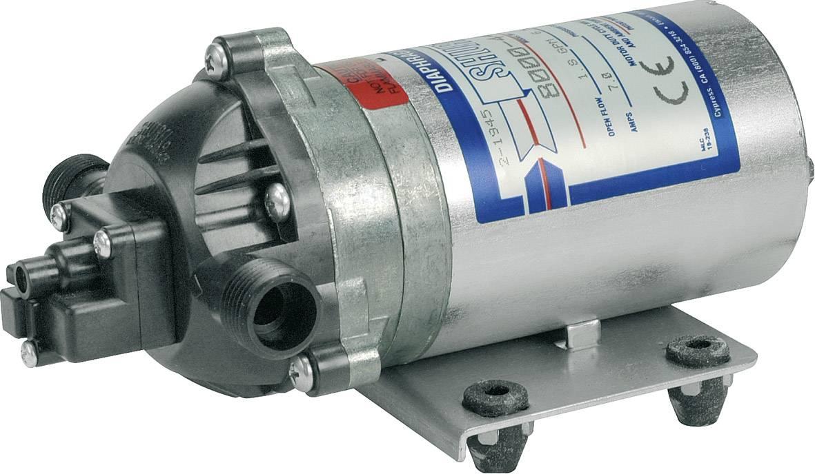 Nízkonapäťové prietokové čerpadlo SHURflo Bau 8000, 12 V
