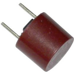 Miniaturní pojistka ESKA pomalá 887125, 250 V, 6,3 A, 8,35 mm x 7.7 mm