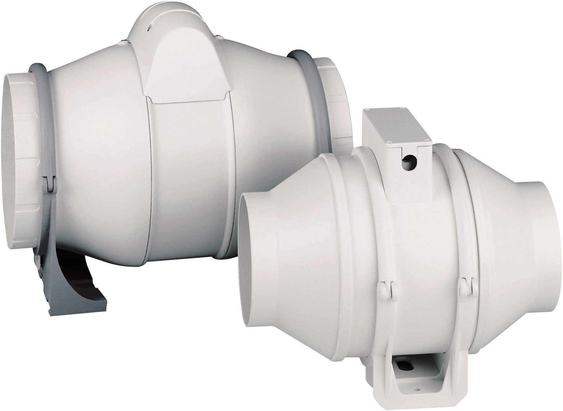 Trubkové radiální ventilátory