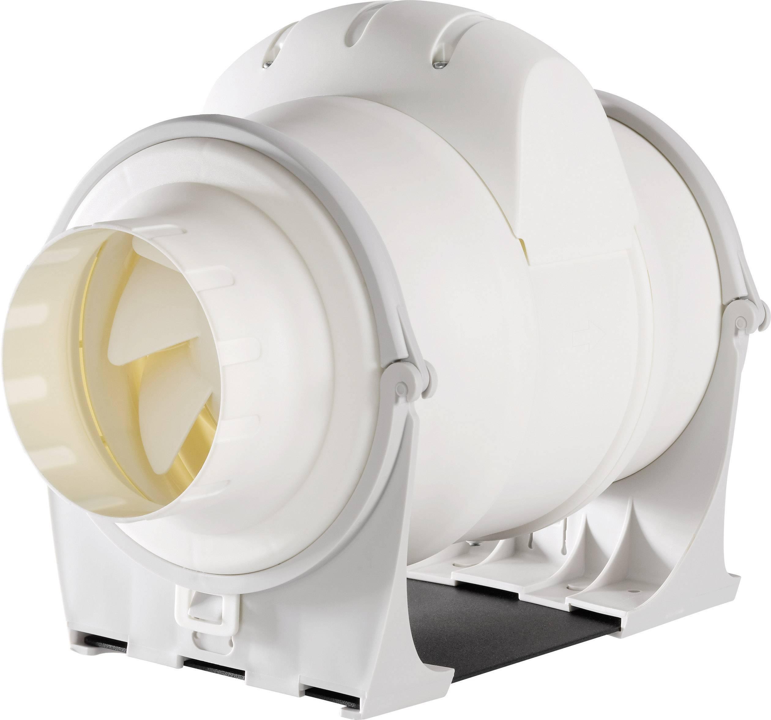 Venkovní potrubní ventilátor Wallair DUCT IN LINE 100/270,bílá