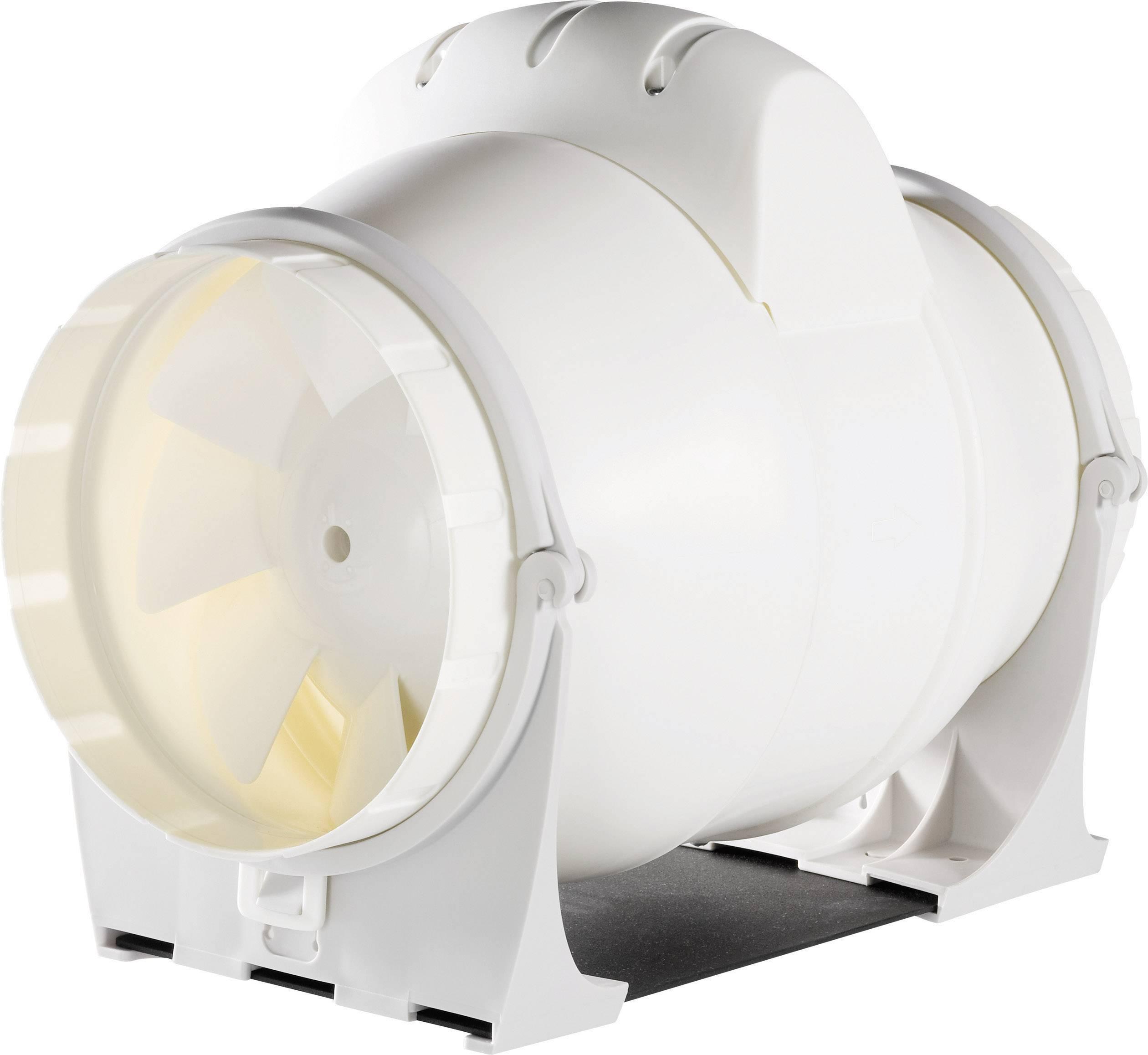 Venkovní potrubní ventilátor Wallair DUCT IN-LINE 150/560, bílá