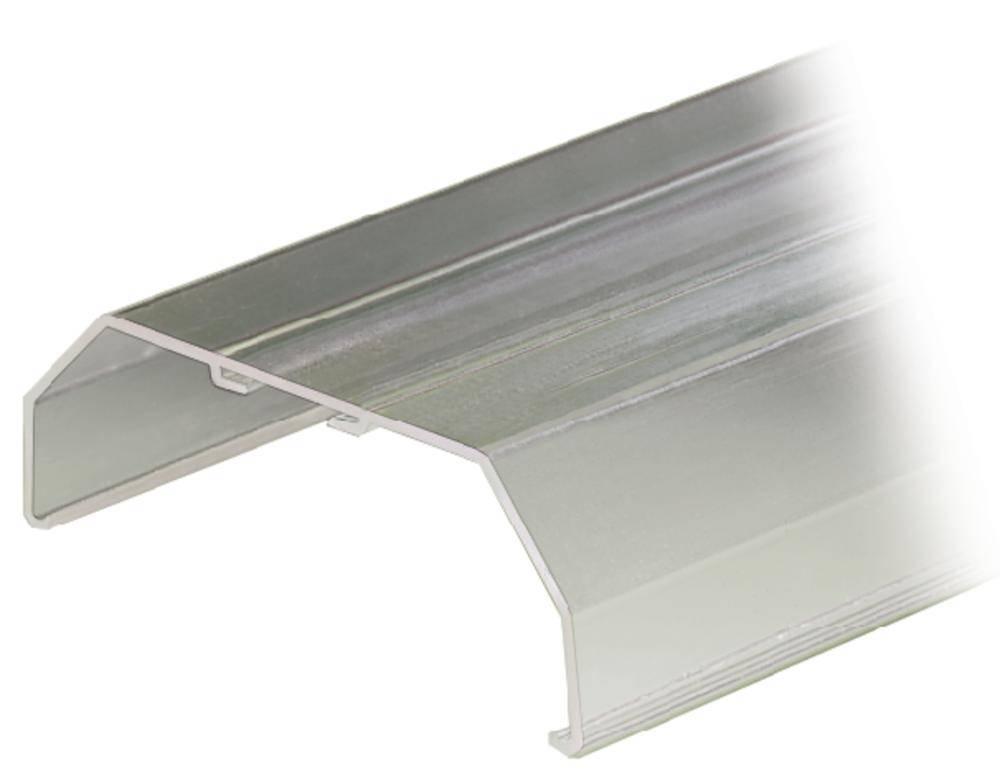 Krycí profil, WAGO 709-153, 133 mm x 1000 mm x 42 mm , 10 ks