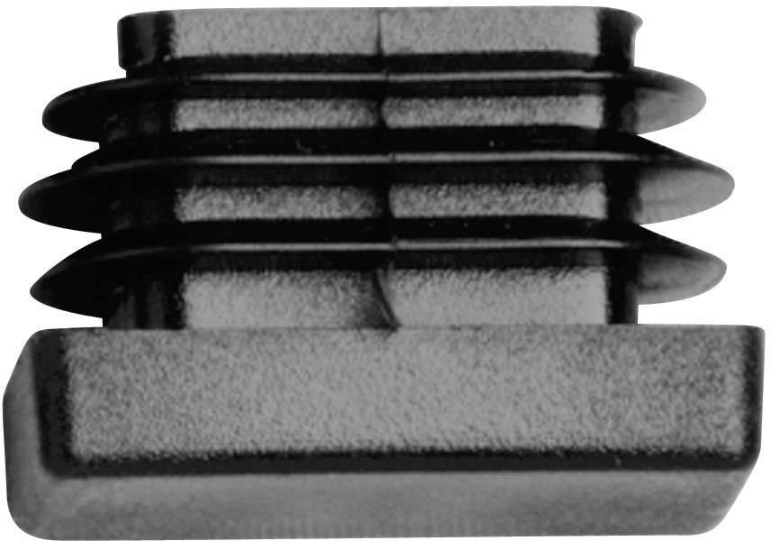 Záslepky PB Fastener 056 0600 699 03, polyetylén, čierna, 1 ks