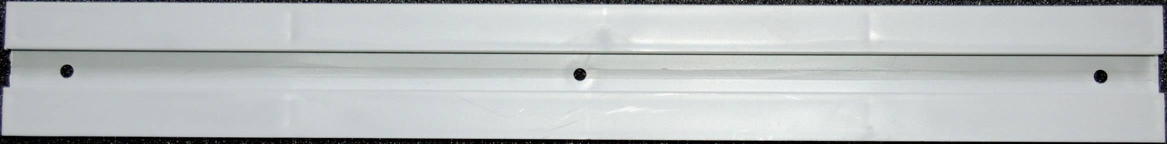 Profilová lišta WeroPlast 2200, (d x š x v) 400 x 47 x 12 mm