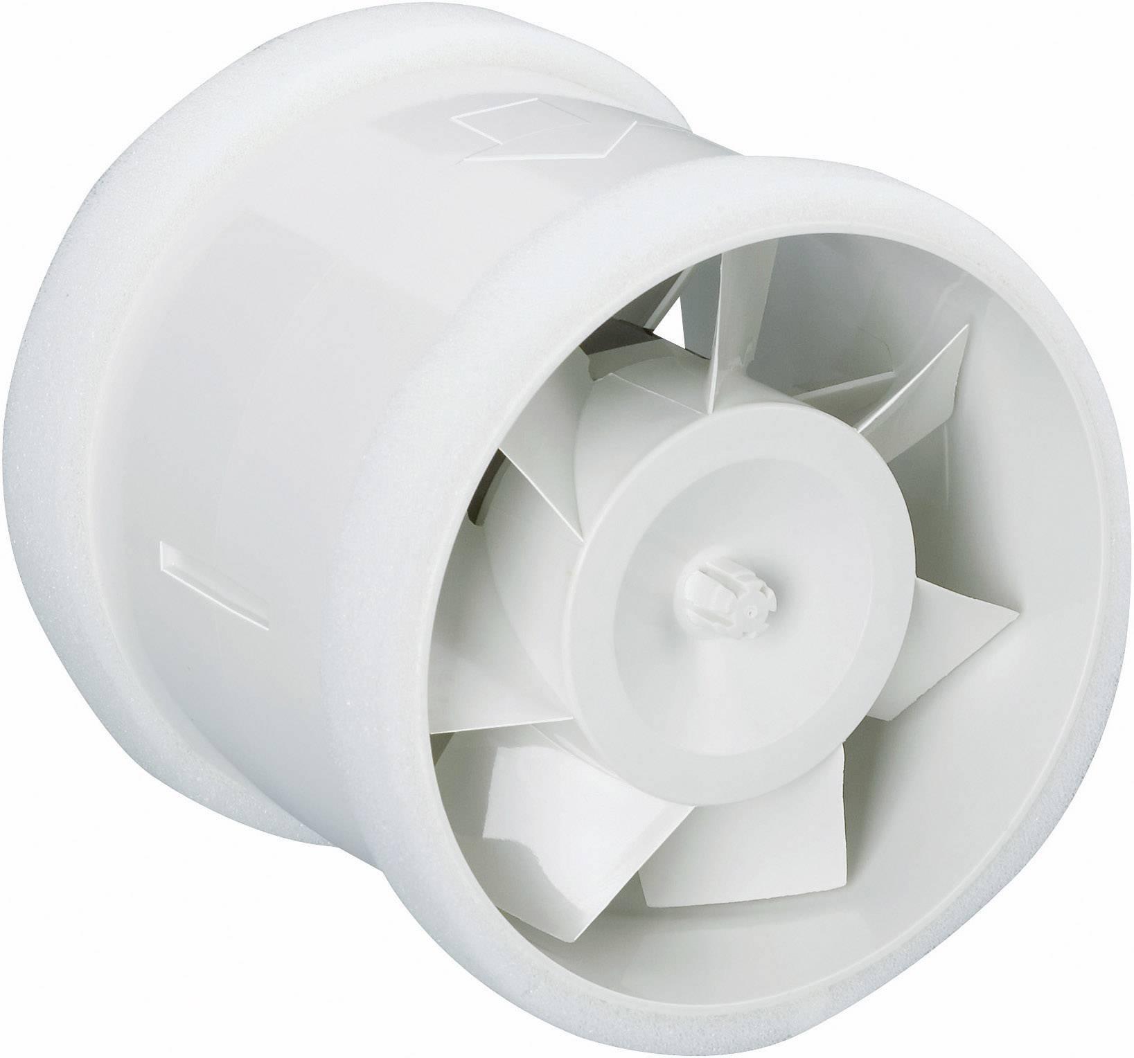 Rúrkový zásuvný ventilátor