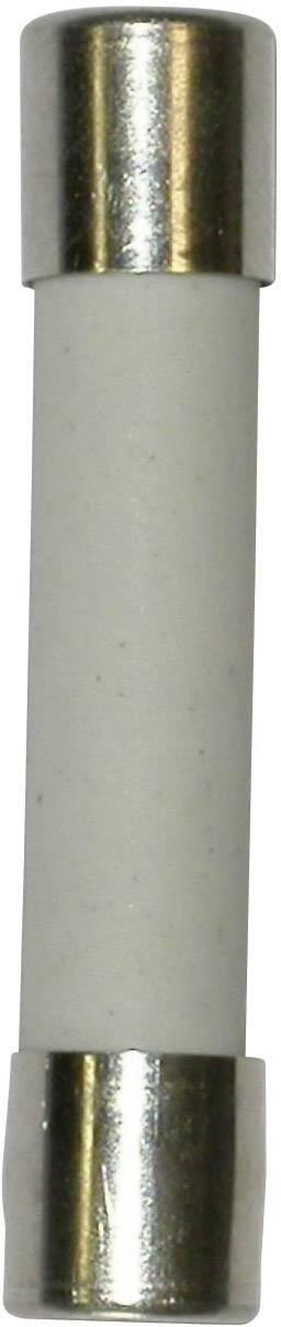Jemná pojistka ESKA superrychlá 632.414, 1000 V, 0,5 A, keramická trubice s hasící látkou, 6,3 mm x 32 mm