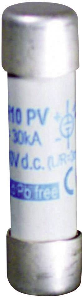Pojistka pro fotovoltaiku ESKA rychlá 1038726, 1000 V/DC, 8 A, 10,3 mm x 38 mm