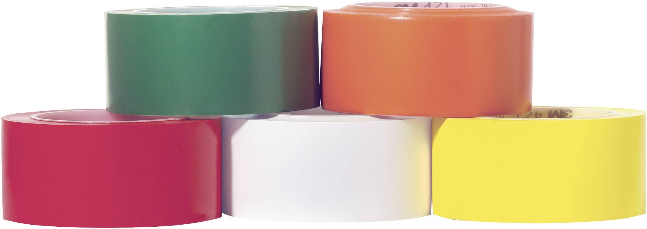 PVC tape 3M 764i 70-0062-9966-6, (d x š) 33 m x 50 mm, biela, 1 roliek