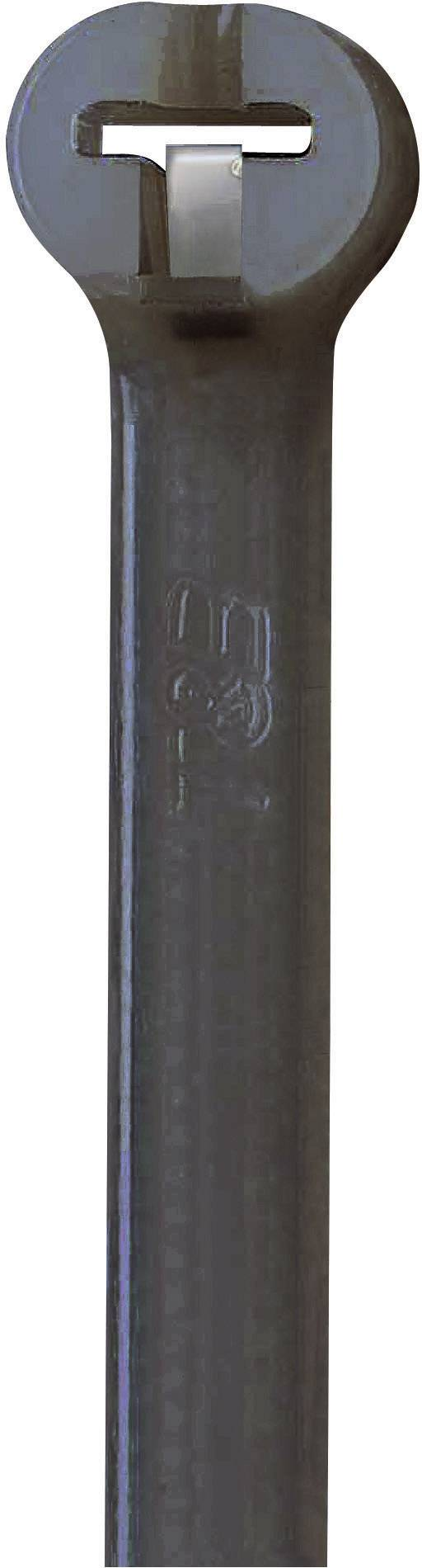 Sťahovacie pásky ABB TYB23MX TYB23MX, 92 mm, čierna, 1000 ks
