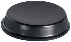 Podstavné nožičky prístrojové PB Fastener BS-44-CL-R-7, (Ø x v) 19.1 mm x 4.1 mm, číra, 7 ks
