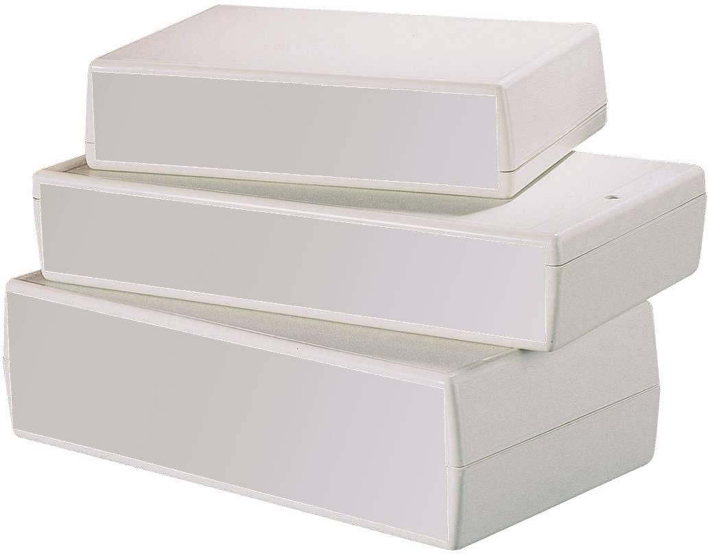 Pouzdro pro modem Pactec, (š x v x h) 154 x 38 x 108 mm, béžová (LH64-130)