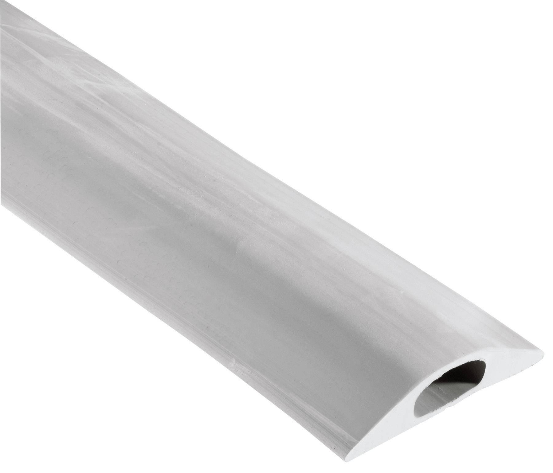 Káblový mostík Vulcascot Snap Fit B Snap Fit B, (d x š x v) 3000 x 83 x 14 mm, sivá, 1 ks